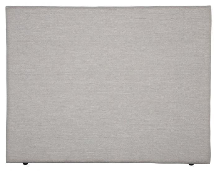 Alvik sengegavl, Beige stoff, B:160