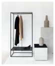 Kristina Dam Studio Grid Klesstativ, sort stål