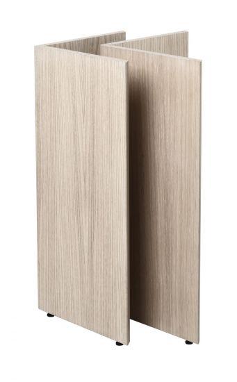 Ferm Living - Mingle Bordbukke sæt W48 - Egefinér