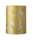 Ebb&Flow - Lampeskjerm, fern leaves wild, gul, Ø30