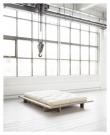 Japan Sengeramme Raw, Comfort Futon madrass, Offwhite, 160X200