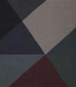 Linie Design Metri Teppe - Dark Green, 170x240