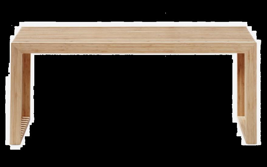 Cinas - Rib Benk - Bambus