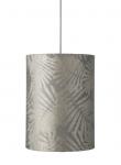 Ebb&Flow - Lampeskjerm, fern leaves wild, Sølv, Ø30