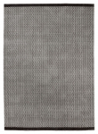 Fabula Living Gro Luvteppe - Grå/Off White, 250x350
