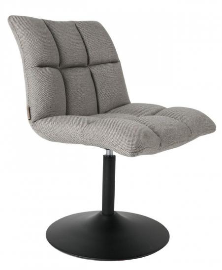 Dutchbone - Mini Bar Spisebordstol - Lysegrå