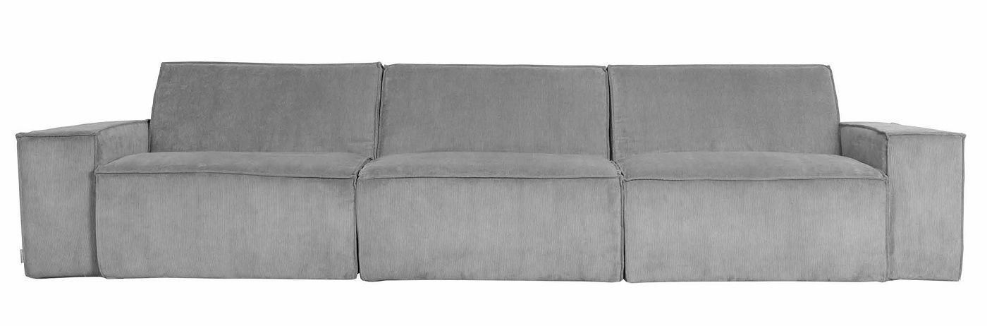 Zuiver - James 3-seters. Sofa - Cool grey