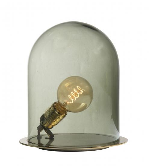 Ebb&Flow - Glasdome til Glow in a Dome, olive, Ø20