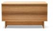 We Do Wood Correlation Bench - Eik/Eikefiner