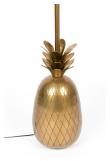 Juicy Pineapple Gulvlampe - Gylden Alu