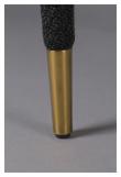 Dutchbone Lunar Spisebordstol - Sort