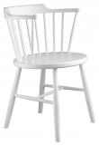 FDB Møbler J18 Spisebordstol - Bøk Hvit