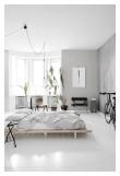 Japan Sengeramme Hvid, Comfort Futon madrass, Sort, 140X200