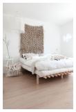 Pace Sengeramme Natur, Latex Futon madrass, Sort, 180X200