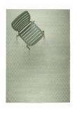 Zuiver Crossley Outdoor Teppe - Grønn, 170X240