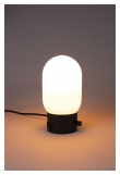 Zuiver Urban Charger Bordlampe - Sort