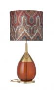 Ebb&Flow - Lute lampefot, rust/Gull, Gull base