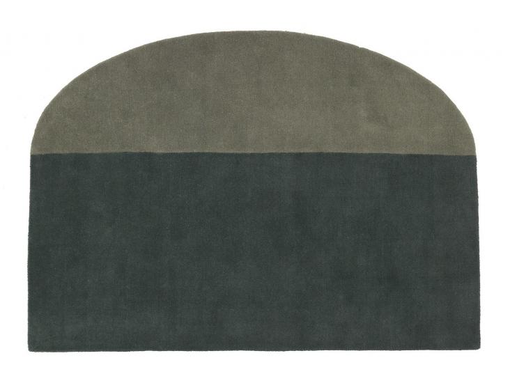 Spectre Tæppe - Grøn, 200x140