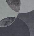 Linie Design Caldera Teppe - Indigo, 170x240