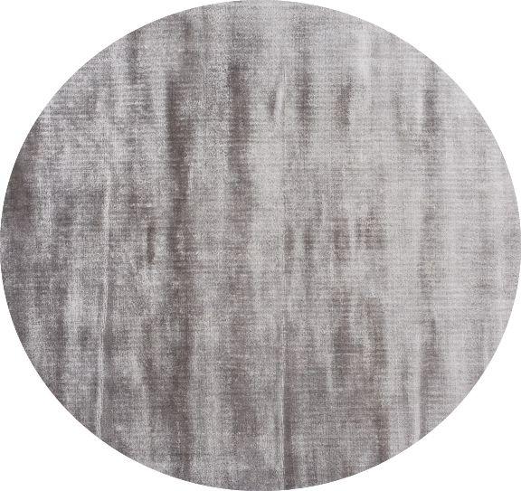 Linie Design Lucens Teppe - Silver, Ø200