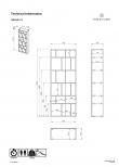 Temahome Group 72 Reol - Matt Hvit