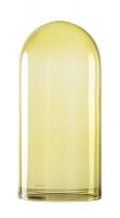 Ebb&Flow - Glasdome til Speak Up! Lamp, olive, Ø15,5