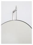 Kristina Dam Studio Rotating Speil, Børstet stål