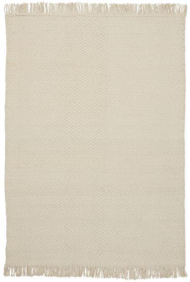 Linie Design Idun Teppe - White, 140x200