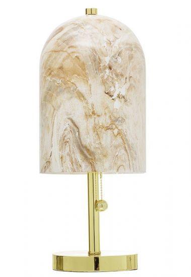 Bloomingville - Bordlampe Ø18xH45 cm - Glass