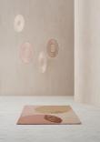 Linie Design Caldera Teppe - Mustard, 140x200
