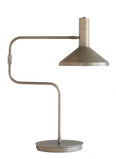 House Doctor Bordlampe, Gunmetall