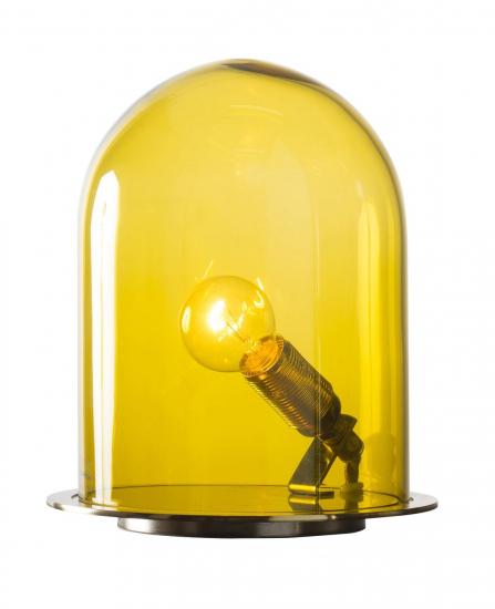 Ebb&Flow - Glasdome til Glow in a Dome, olive, Ø15,5