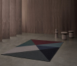 Linie Design Metri Teppe - Dark Green, 200x300