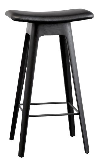 Andersen Furniture - HC1 Counterstol m. skinn sete
