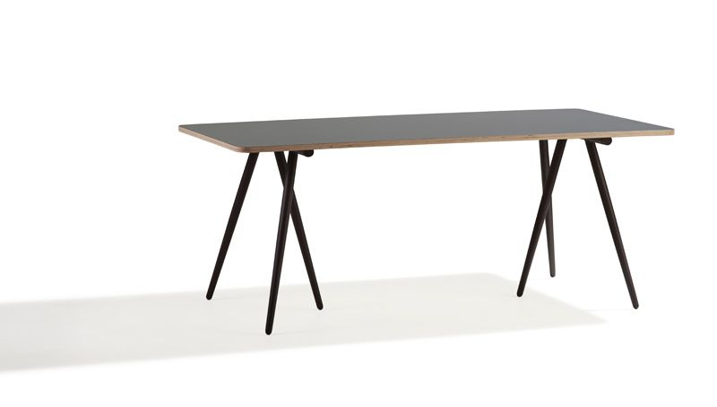Cane-line - Turn 180x90 Spisebord - Brun