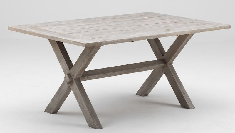 Sika-Design - Colonial Spisebord - Teak - 100x160