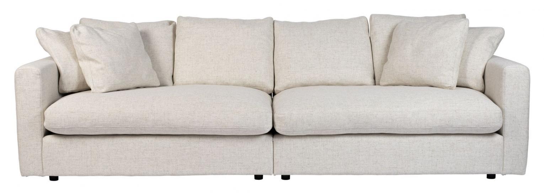 Zuiver Sense 3-pers. Sofa - Cream