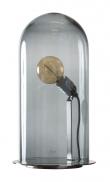 Ebb&Flow - Glasdome til Speak Up! Lamp, smokey grå, Ø20