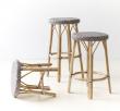 Sika-Design - Simone Barstol - Cappuccino - H:78