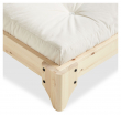 Elan Sengeramme Natur, Latex Futon madrass, Offwhite, 160x200
