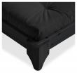 Elan Sengeramme Sort, Comfort Futon madrass, Sort, 160x200
