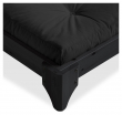 Elan Sengeramme Sort, Comfort Futon madrass, Sort, 180x200