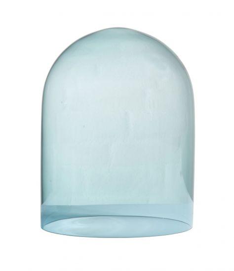 Ebb&Flow - Glasdome til Glow in a Dome, deep blue, Ø20