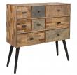 homii - Dresser m. 8 skuffer - Brun