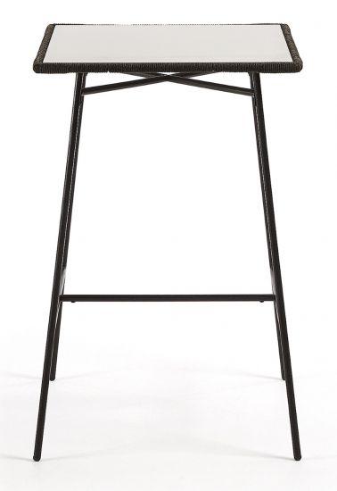 LaForma Freeman Barbord 70x70 - Grå