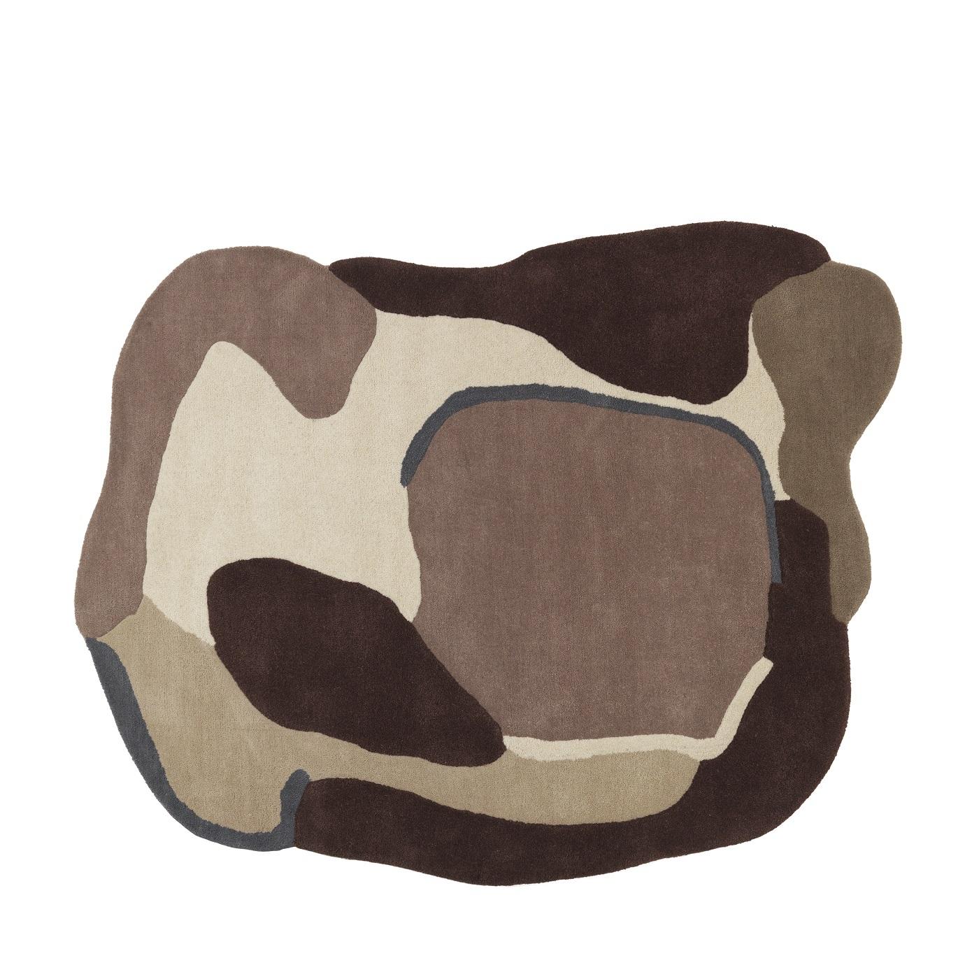 Oblivian Tæppe - Puce, 180x140