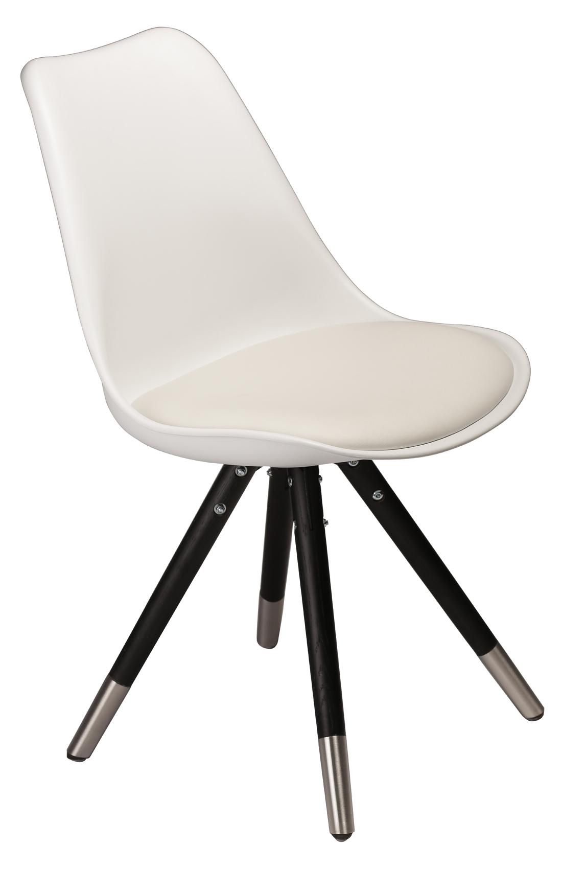 Orso Spisebordstol - Hvit Dan-Form